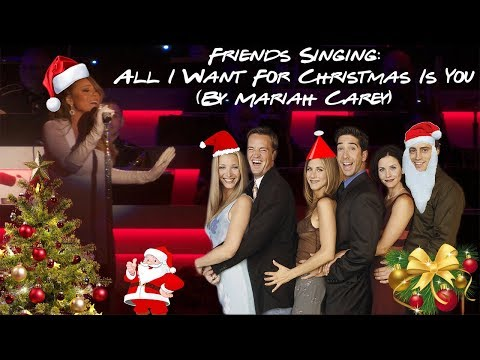 Rick O'Bryan - Friends Singing Mariah Carey
