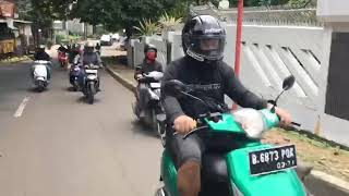 Sunmori East Gang Piaggio Zip Part 2