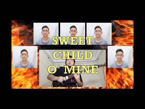 Sweet Child O'Mine Acapella Beatbox – Guns n Roses cover