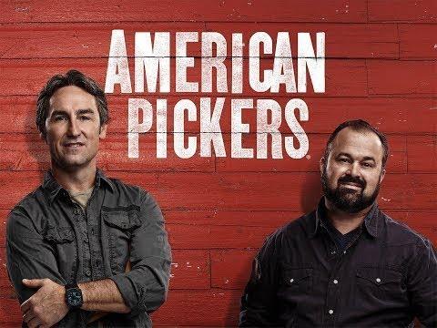 American Pickers Season 17 Episode 14 - American Treasures