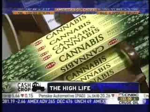 CNBC Says - Marijuana Is The Largest Cash Crop In CA | William S. Kroger | (323) 655-5700