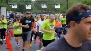 2016 Harris Jacobs Dream Run 5K Start