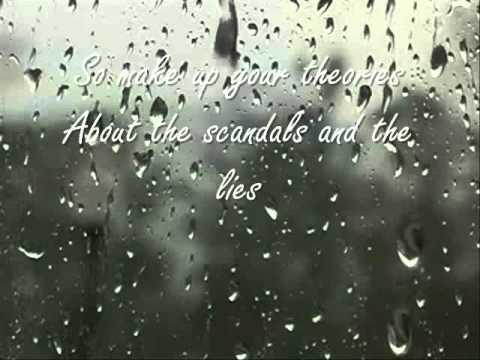 When It Rains - Eli Young Band - Lyrics