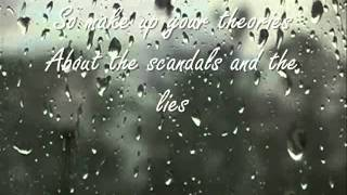 When It Rains - Eli Young Band - Lyrics