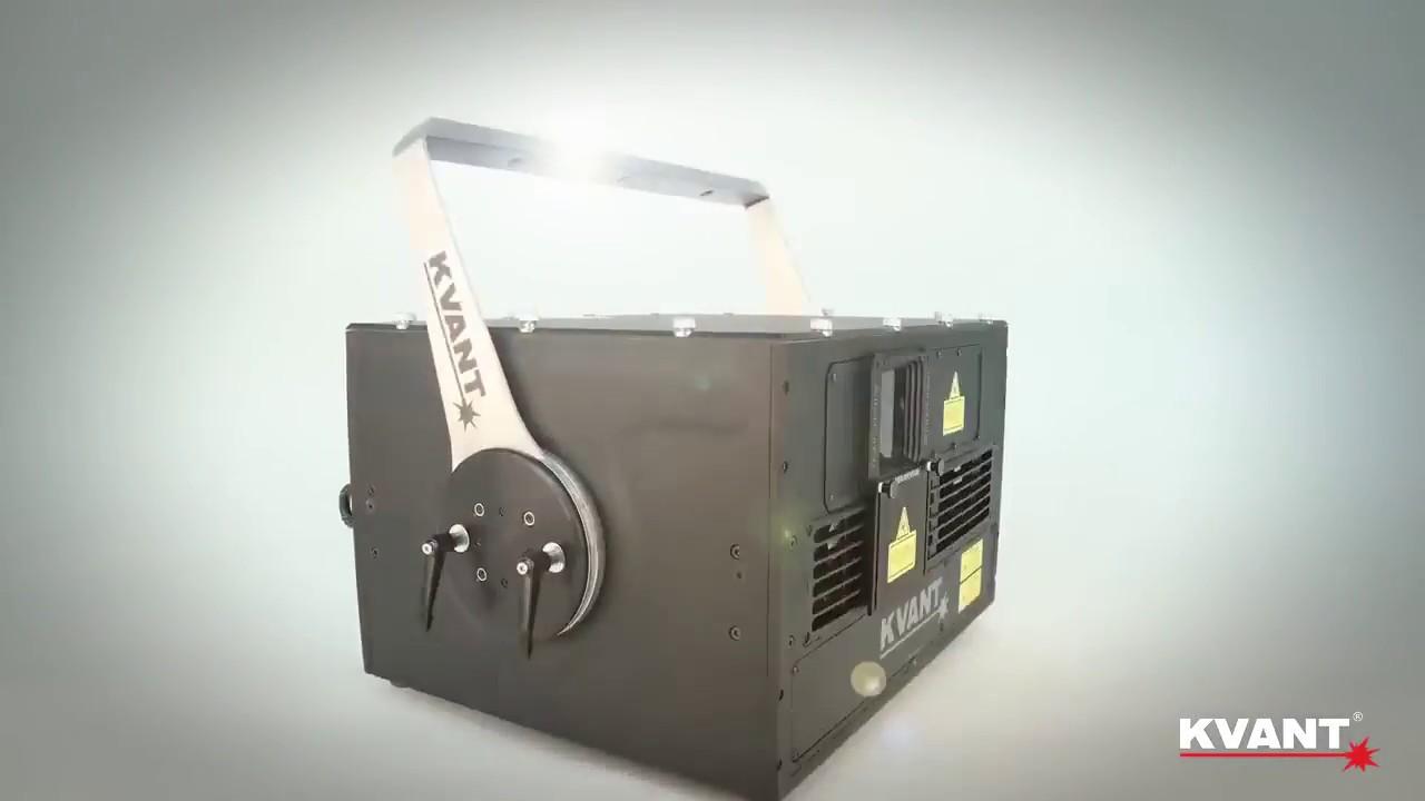 Kvant Laser Systeme mit Low Divergence ( LD Versionen )