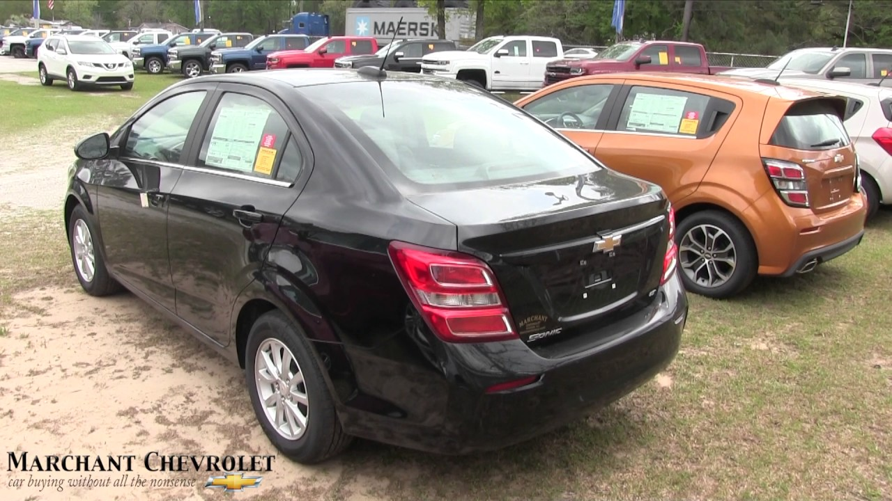 2017 Chevrolet Sonic Lt Sedan Full In Depth Walkaround Review Specs Options