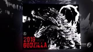 Godzilla 2016 Design?