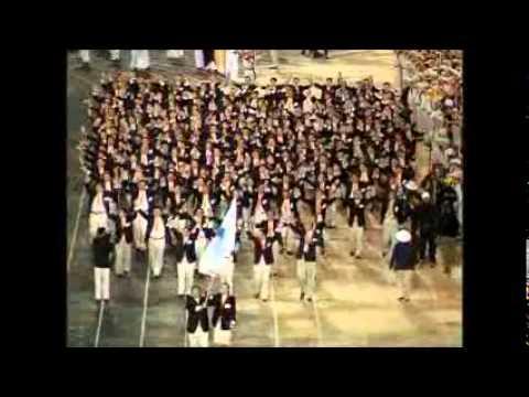Sydney 2000 Opening Ceremony | The Athletes