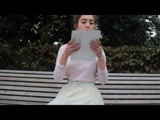 Изображение предпросмотра прочтения – ПолинаКащеева читает произведение «Одиночество» И.А.Бунина