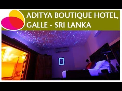 Aditya Boutique Hotel, Galle - Sri Lanka