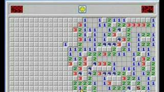 Minesweeper expert 45 seconds non-flagging former world record