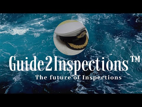Guide2Inspections™ - The future of Inspection preparations on Merchant vessels!