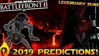 Star Wars Battlefront 2 - What We'll Realistically Get in 2019