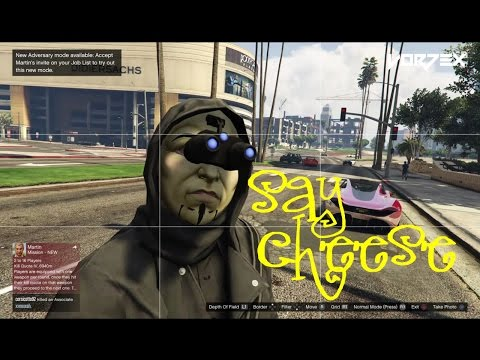 How to use Snapmatic selfies as your Social Club Avatar ( PS4 XBOX1 PC )