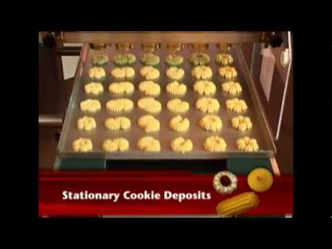 Lectro Posit Cookie Depositor For Sale Refurbished Used