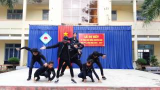 👋 THPT Nguyễn Chí Thanh 👋 Nhảy hiện đại -sơ kết hk1 2016-2017