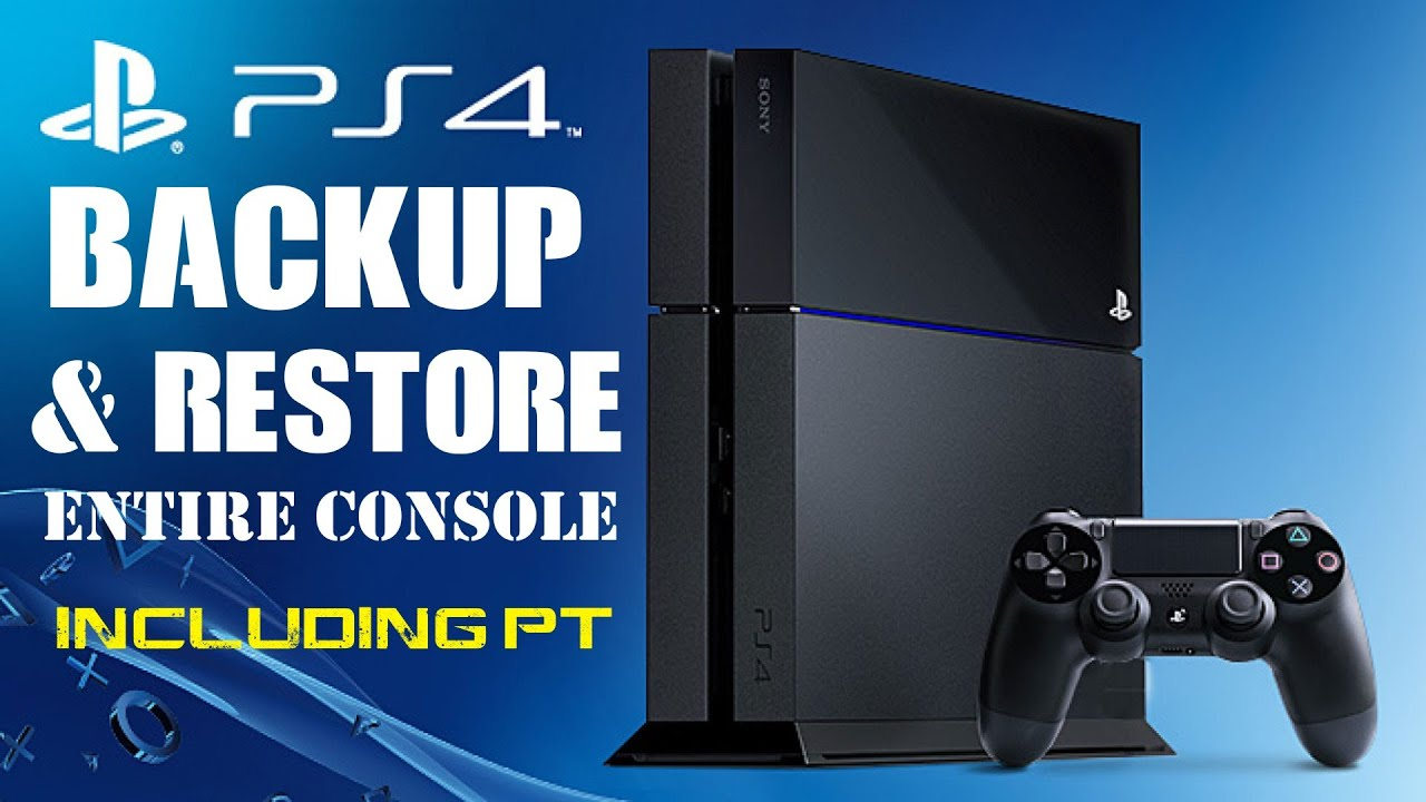 How To Recover Data From PS4 Hard Drive In …