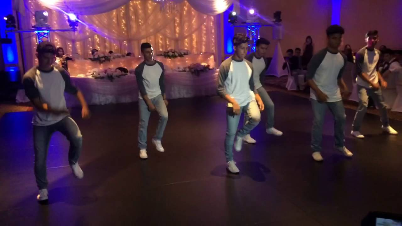 Giselleu0026#39;s Quinceanera | June 10 2016 | SURPRISE DANCEud83dudc83ud83cudffb - YouTube