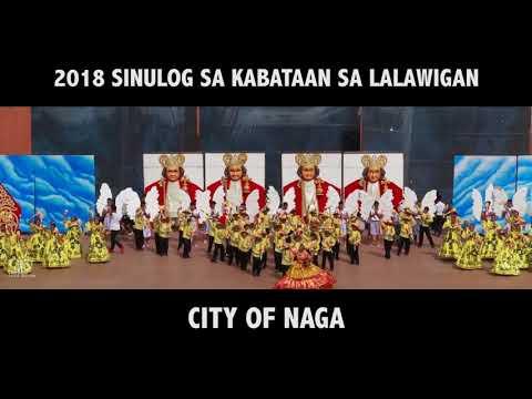 2018 Sinulog sa Kabataan sa Lalawigan (City of Naga)