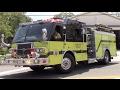 - Fire Truck Responding Compilation Part 22 - E-One Fire Trucks