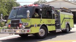 Fire Truck Responding Compilation Part 22 - E-One Fire Trucks thumbnail