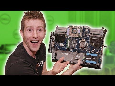 download Alienware's CRAZY upgradeable laptop