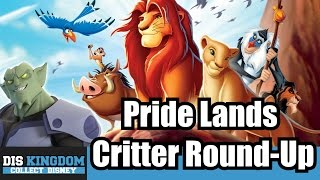 Disney Infinity 2.0 Pride Lands Critter Round Up Toy Box