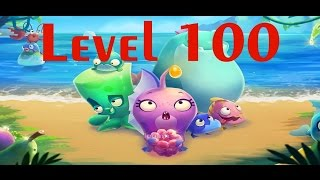 nibblers level 100 boss crocorator gameplay walkthrough rovio entertainment no boosters
