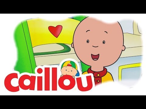 Caillou - Caillou's Song  (S05E11) | Cartoon for Kids