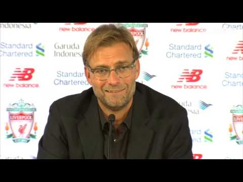 """Jurgen Klopp's first Liverpool press conference: """"I am the normal one"""""""