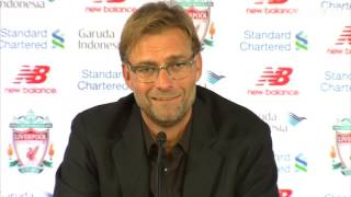 "Jurgen Klopp's first Liverpool press conference: ""I am the normal one"""