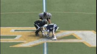 JERRY BROWN JR. LACROSSE HIGHLIGHT