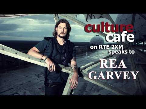 Culture Cafe on RTE 2XM: Rea Garvey Interview