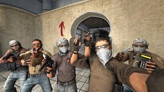 KACPEREK I ADAM (4:0) Fragment live z Counter-Strike Global Offensive