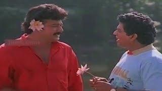 Malayalam Movie Kavadiyaattam Part   Keshavan