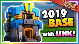 Best TH12 War Base with LINK! 2019 Town Hall 12 Base Design [Clash of Clans]