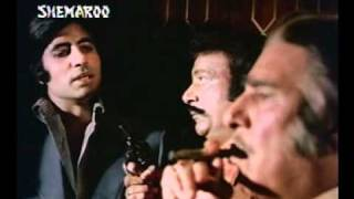 Video 1   AMITABH EFFECTIVE COMMUNICATION   Meeting with gangster in hotel lift   Film Deewar