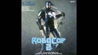 RoboCop 2  Soundtrack - Leonard Rosenman 