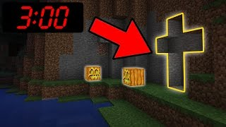 Do NOT Play Minecraft Pocket Edition at 3:00 AM LIVE!!!