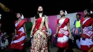 Jhumur stage program pradip mahata