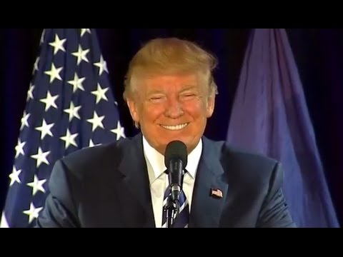 Donald Trump Full Speech At Manchester Nh Rally 10 28 2016 Youtube