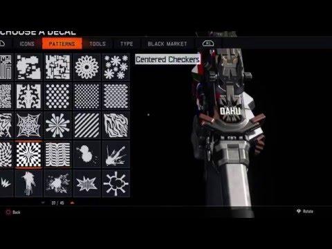 Call of Duty®: Black Ops III Hawaii flag