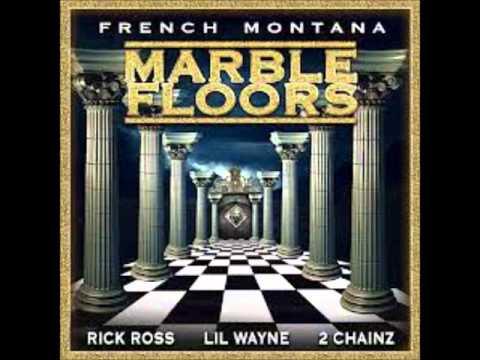 Marble Floors French Montana Ft Rick Ross, Lil Wayne & 2 Chainz Instrumental