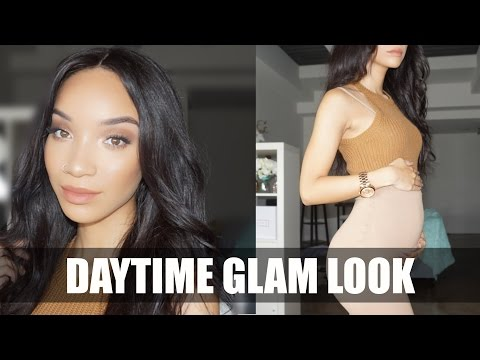 GRWM| Makeup/Hair/Outfit ft. CoverFX & ColourPop Holiday