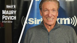 Maury Povich Smokes Weed Strain Named After His Wife Connie Chung | Sway's Universe