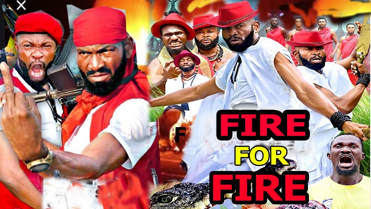 Download FIRE FOR FIRE SEASON -1- SYLVESTER MADU 2020 NEW HIT MOVIE ) LATEST NIGERIA MOVIE