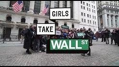 Girls Take Wall Street