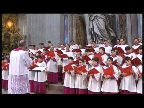 Kyrie eleison - Gloria in excelsis Deo