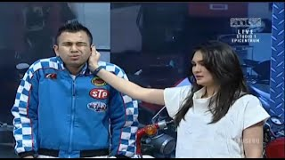 Raffi Centil Di Jewer Sama Luna @ Pesbukers 20 April 2016
