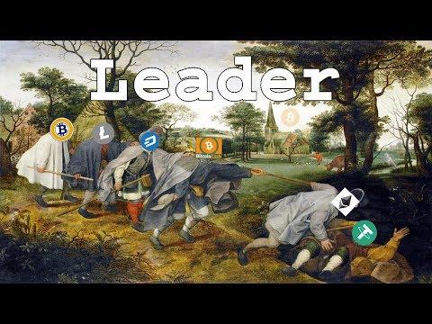 James Bond Bitcoin Live 00122 #Leadership